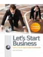007103 - Let's Start Business + CD<br>Inglise ärikeele õppekomplekt kesktasemele