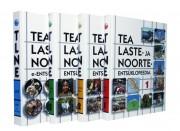 007517 - TEA laste- ja noorteentsüklopeedia TÄISKOMPLEKT