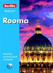 007126 - Berlitzi reisijuht. Rooma