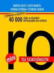 001291 - TEA minitaskusõnastik. Rootsi-eesti-rootsi