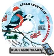 mp007736 - Leelo Leevikese jõulukalender Kuulamisraamat ALLALAADITAV