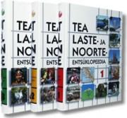 007515 - TEA laste- ja noorteentsüklopeedia<br> I-III köide