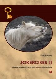 2575 - Jokercises II. <br>Lõbusad harjutused inglise keele sõnavara õpetamiseks