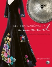 2616 - Eesti rahvarõivas ja mood.<br>Estonian Folk Costume and Fashion