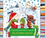 009028 - Eesti jõulusalmide ja -juttude kuldraamat
