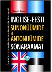 001124 - Inglise-eesti sünonüümide ja antonüümide sõnaraamat