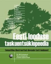 007524 - Eesti looduse taskuentsüklopeedia<br>Illustreeritud valik Eesti looma-, taime- ja seeneliike