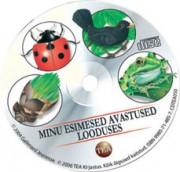 008076K - Komplekt: Minu esimesed avastused looduses. CD-ROM ja<br>Puud. Seemnest võimsa metsani