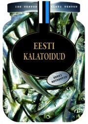 007599 - Eesti kalatoidud.<br>Eesti retseptid