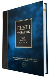 007601 - Eesti Vabariik<br>Maa. Rahvas. Kultuur<br> IV trükk