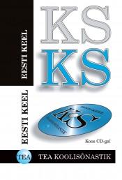 001086 - TEA KOOLISÕNASTIK. Eesti keel + CD-ROM
