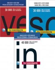 001228K - 3 taskusõnastikku