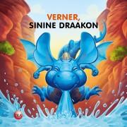 009156 - Verner, sinine draakon