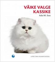 009153 - Väike valge kassike...