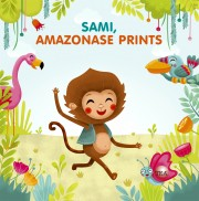 009161 - Sami, Amazonase prints