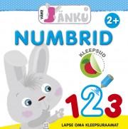 009215 - Väike Jänku. Numbrid
