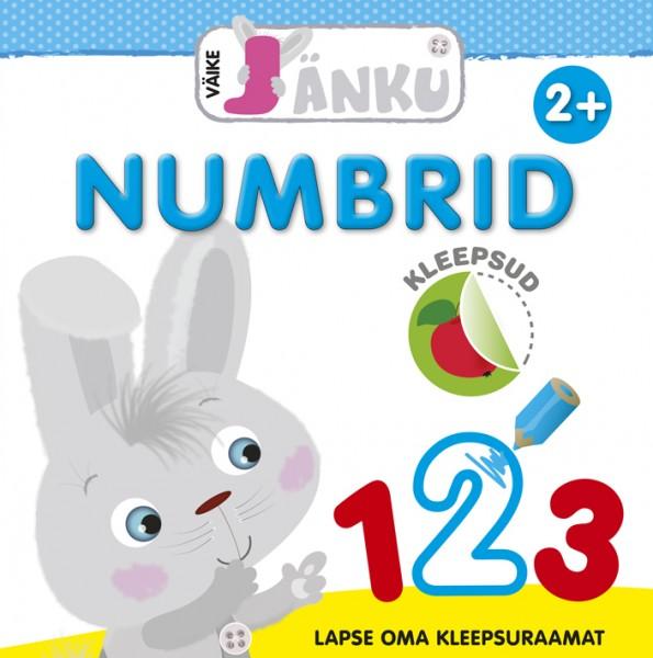 c98070a8750 Tootekataloog / LASTERAAMATUD / Väike Jänku. Numbrid - TEA Kirjastus