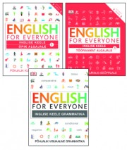 English for Everyone Course&Practice Books - level 1