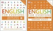 007403K - ENGLISH FOR EVERYONE<br>Põhjalik kursus iseõppijale<br>Õpik algajale 2 Tööraamat algajale 2