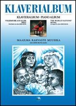 007715 - Klaverialbum. <br>Maailma rahvaste muusika