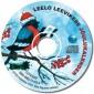 007736 - Leelo Leevikese jõulukalender. CD
