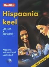 002031 - Berlitzi vestmik. Hispaania keel (komplekt CD-ga)