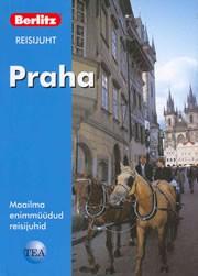 007047 - Berlitzi reisijuht. Praha