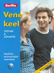 002040 - Berlitzi vestmik. <br>Vene keel (komplekt CD-ga)