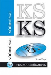 001078 - TEA KOOLISÕNASTIK. Võõrsõnad + CD-ROM