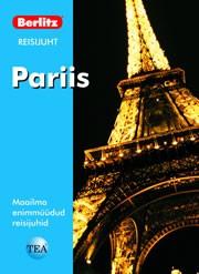 007061 - Berlitzi reisijuht. Pariis