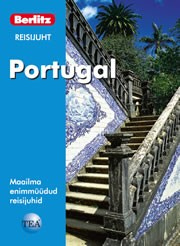 007066 - Berlitzi reisijuht. Portugal