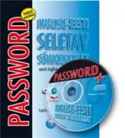 001029 - PASSWORD.<br>Inglise-eesti seletav sõnaraamat.<br>Lisatud e-PASSWORD CD-ROMil