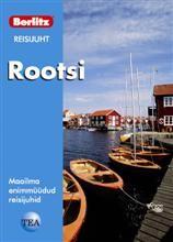 007075 - Berlitzi reisijuht. Rootsi