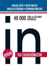 001252 - TEA minitaskusõnastik. Inglise-eesti-inglise