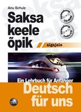 003043 - Saksa keele õpik algajale.<br>Deutsch für uns.<br>Ein Lehrbuch für Anfänger (DFU) + CD, CD-ROM