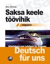003044 - Saksa keele töövihik algajale. (DFU)