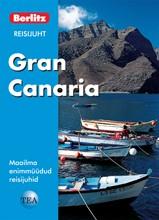 007091 - Berlitzi reisijuht.<br>Gran Canaria
