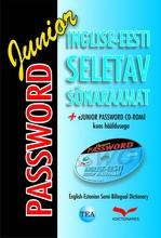 001030 - Inglise-eesti seletav sõnaraamat<br>JUNIOR PASSWORD