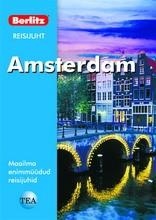 007100 - Berlitzi reisijuht. Amsterdam