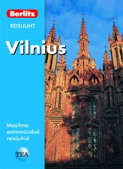 007095 - Berlitzi reisijuht. Vilnius