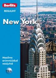 007080 - Berlitzi reisijuht.<br> New York