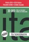 001267 - TEA minitaskusõnastik. Itaalia-eesti-itaalia